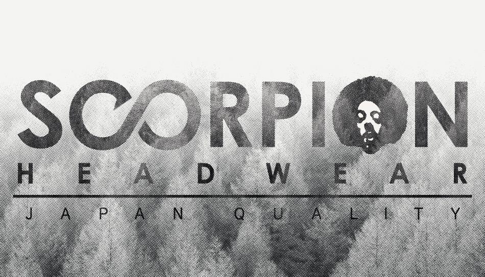 SCORPION HEAD WEAR 2013